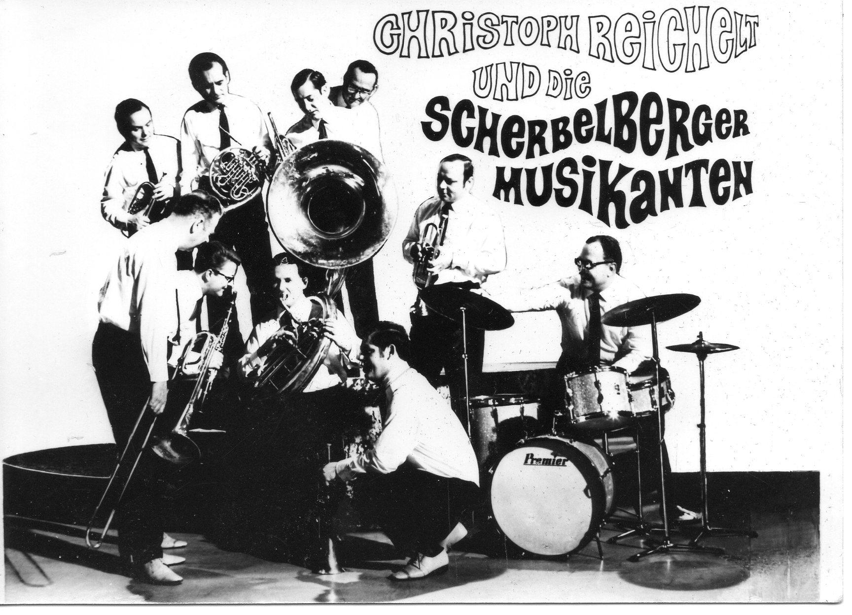 Christoph Reichelt und die Scherbelberger Musikanten