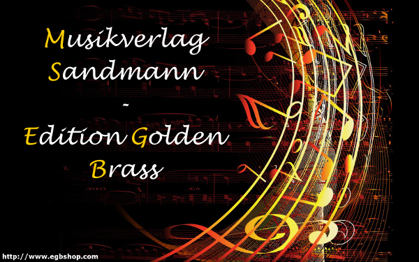 Musikverlag Sandmann - Edition Golden Brass